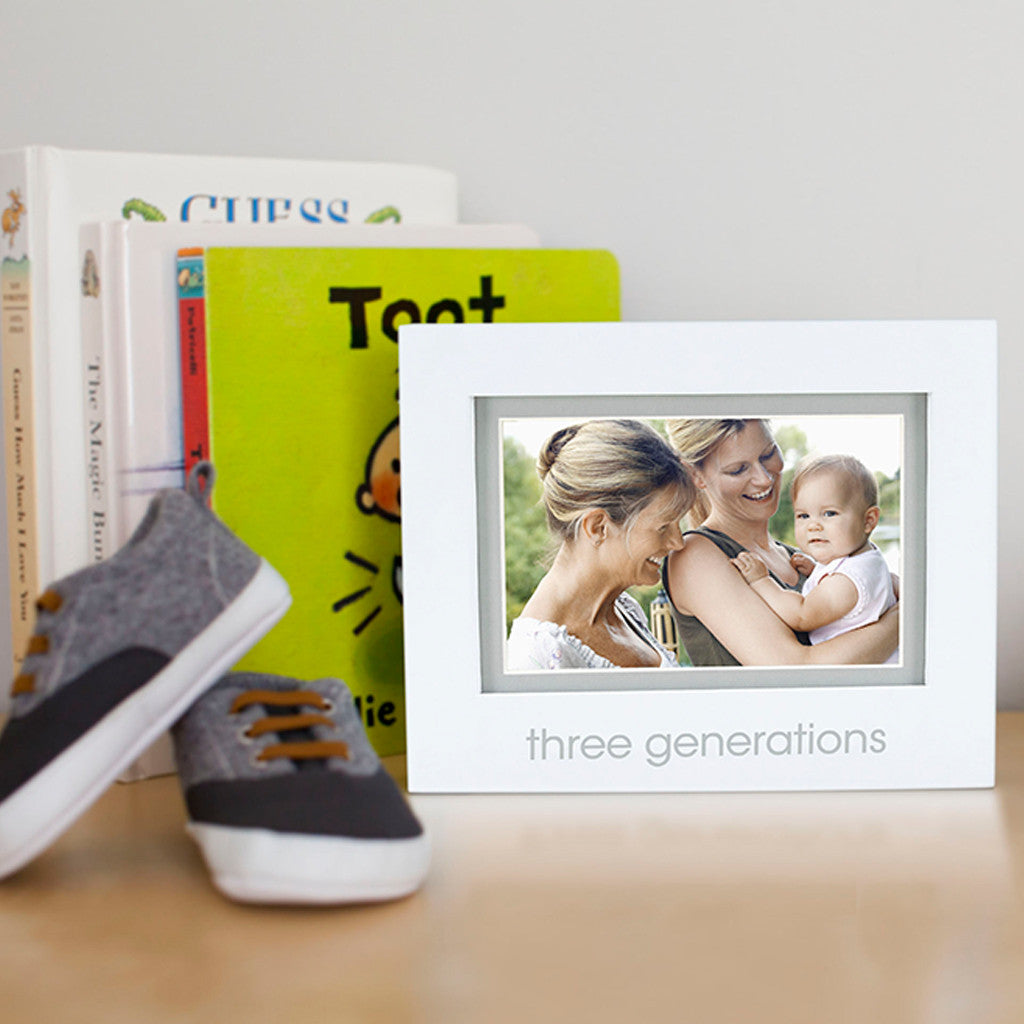 3 generations sentiment frame – Pearhead