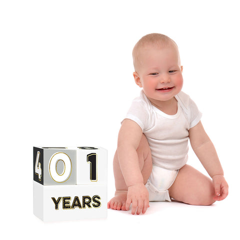 pearhead's baby age blocks