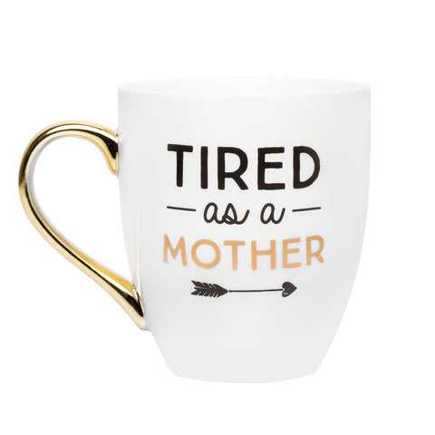 Pearhead's tired as a mother mug