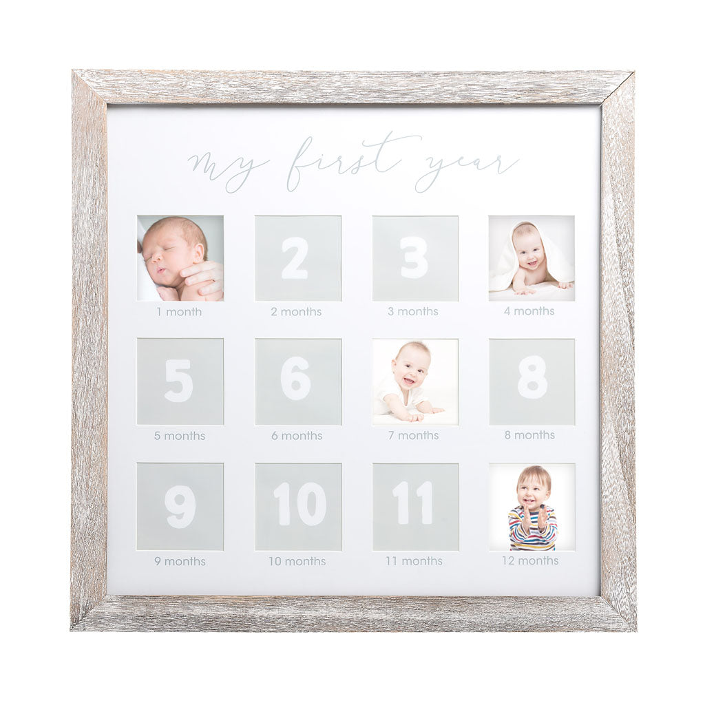 Pearhead's rustic first year frame
