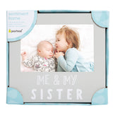 "Pearhead's ""Me and My Sister"" Sentiment Frame"