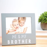 "Pearhead's ""Me and My Brother"" Sentiment Frame"