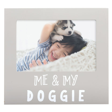 "Pearhead's ""Me and My Doggie"" Sentiment Frame"