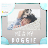 """Me and My Doggie"" Sentiment Frame"
