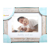 "Pearhead's ""daddy and me"" sentiment frame"