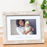 "Pearhead's ""mommy and me"" sentiment frame"