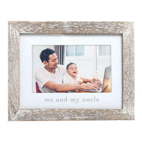 "Pearhead's ""me and my uncle"" sentiment frame"
