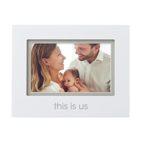 Pearhead's this is us sentiment frame