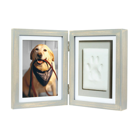 pearhead's pawprints desk frame
