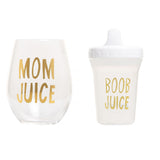 Pearhead's mom and baby gift set