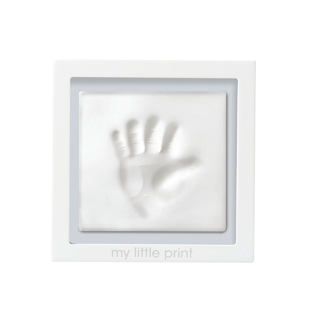 Pearhead's babyprints keepsake frame
