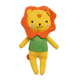 Pearhead's lion plush/book set