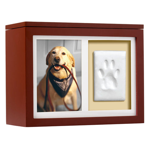 pawprints memory box