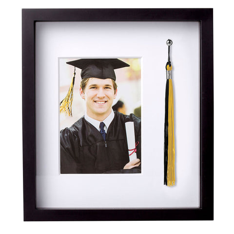 Pearhead's graduation photo tassel frame
