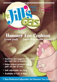 Hammer Toe Cushion
