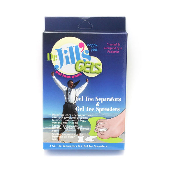 Dr. Jills Toe Separators/Toe Spreaders