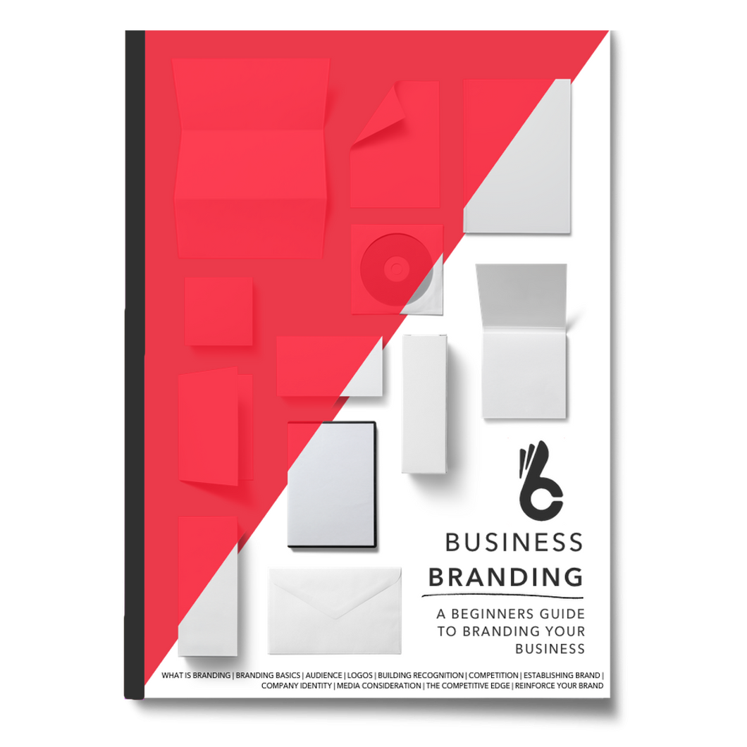 Business Branding: A Beginners Guide To Branding Your Business Ebook