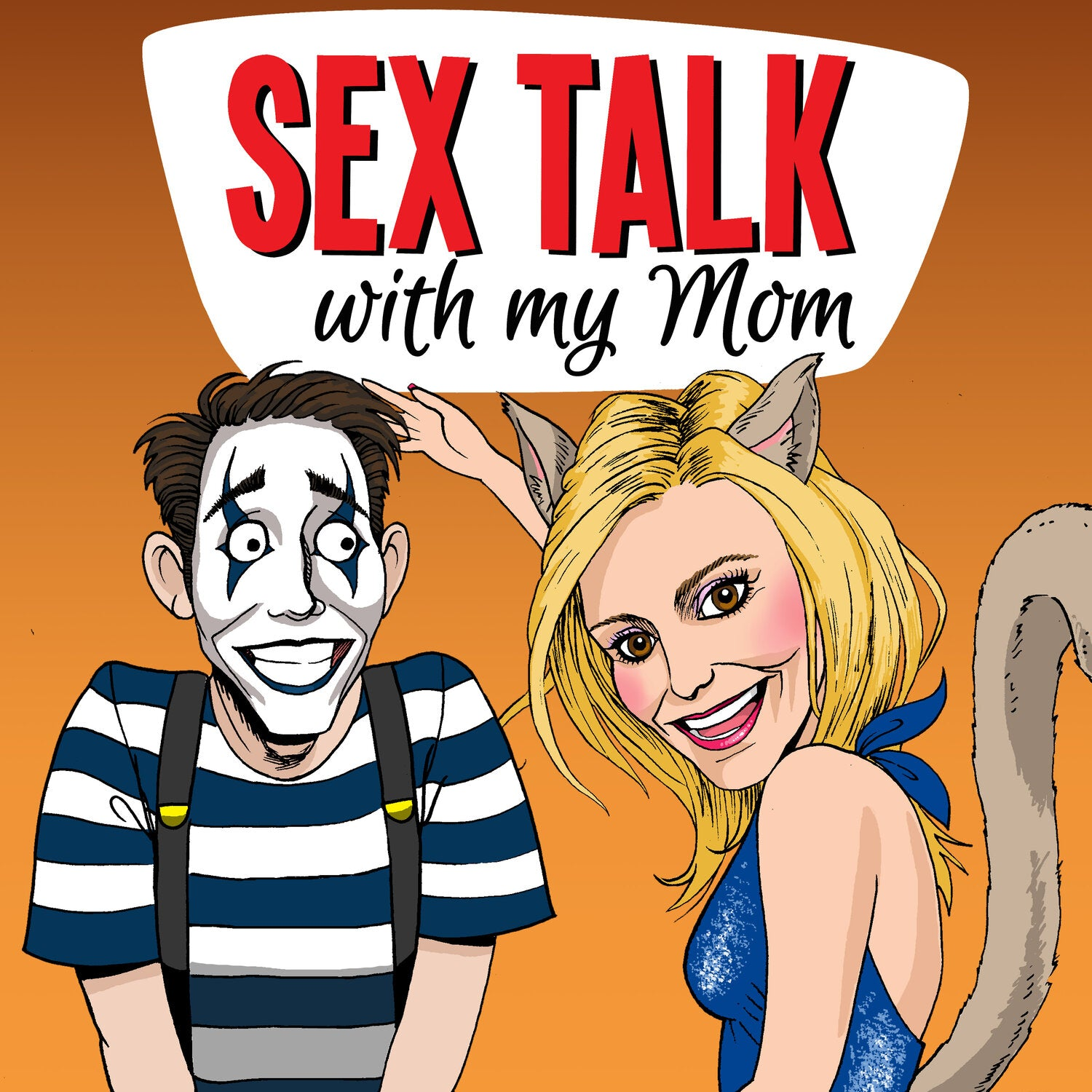 Listen to Shameless Sex's Latest Episode: #136 Cougars And Why You Should Date A Mama's Boy - With Sex Talk With My Mom Podcast