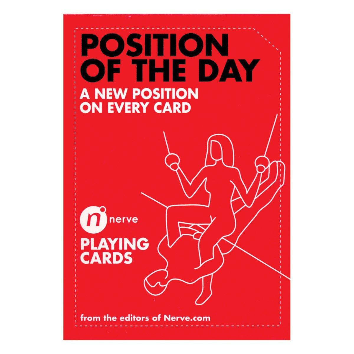 Position of the Day Playing Cards