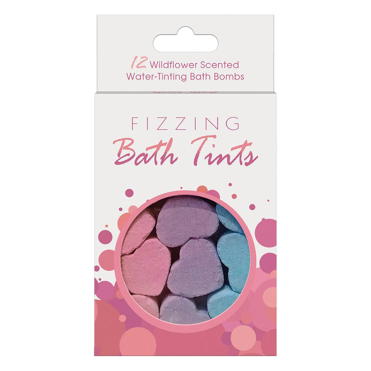 Fizzing Bath Tints