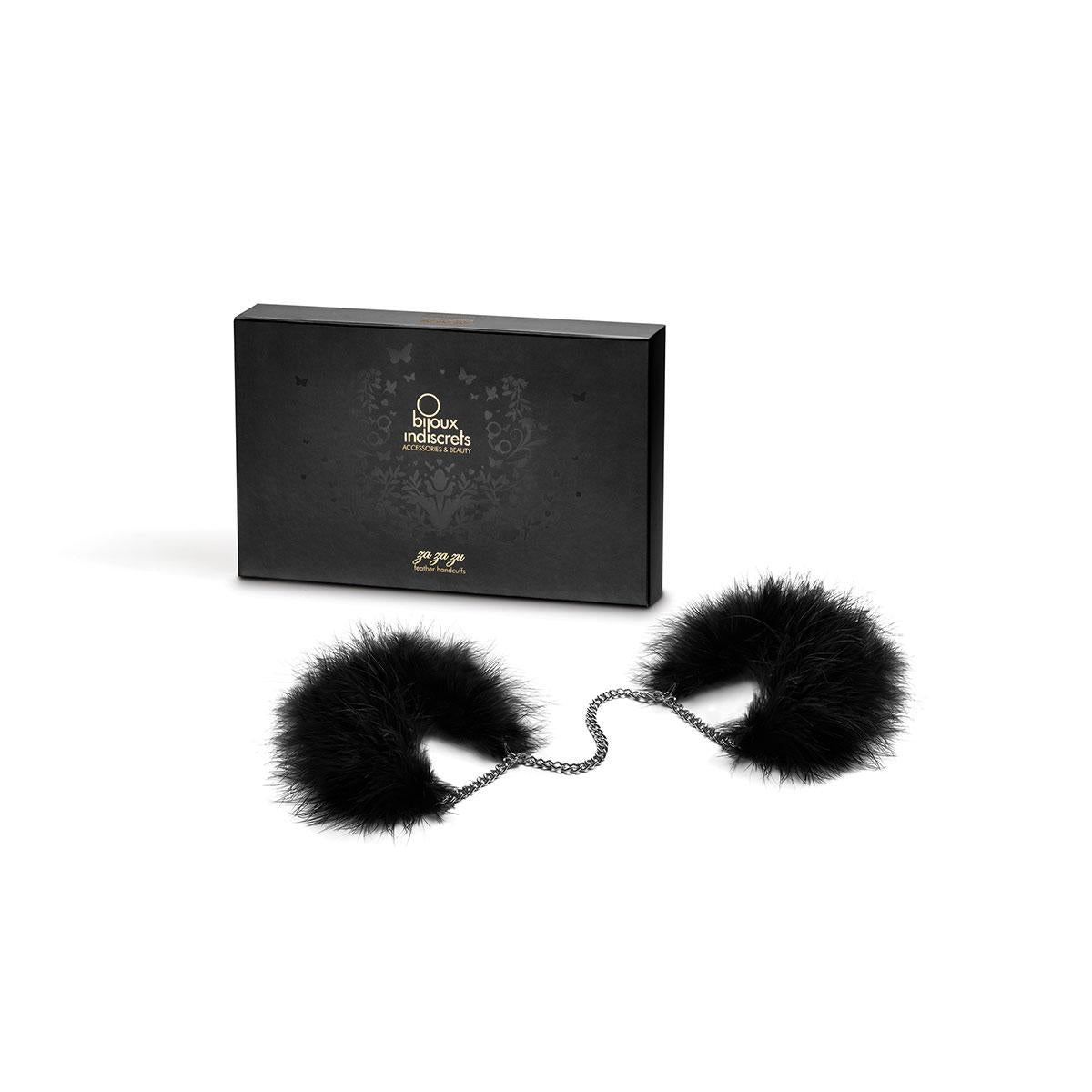 Bijoux Indiscrets Za za zu Feather Cuffs