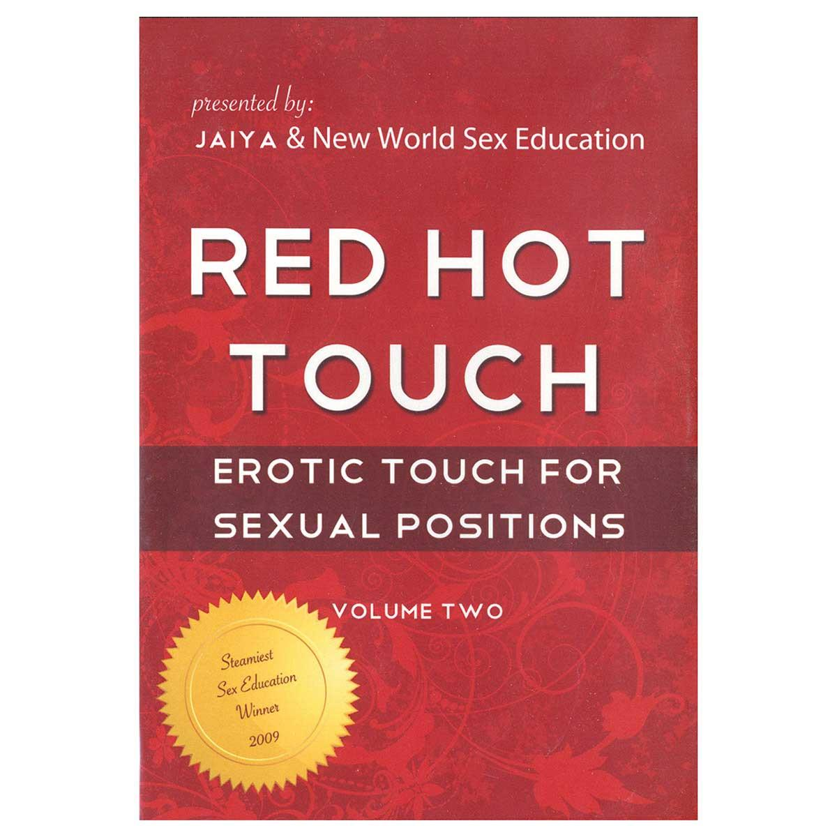 Red Hot Touch: Erotic Touch for Sexual Positions DVD