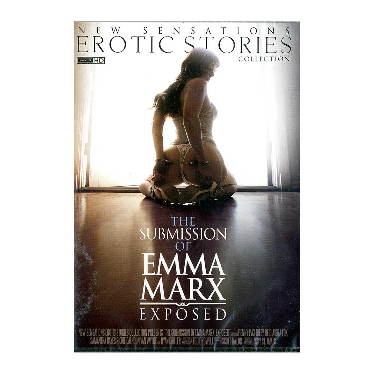 Submission of Emma Marx: Exposed DVD