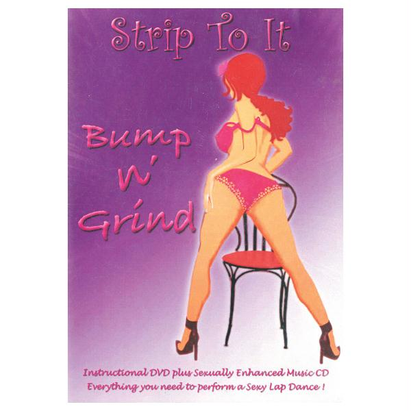 Strip to It - Bump n` Grind DVD & Music CD