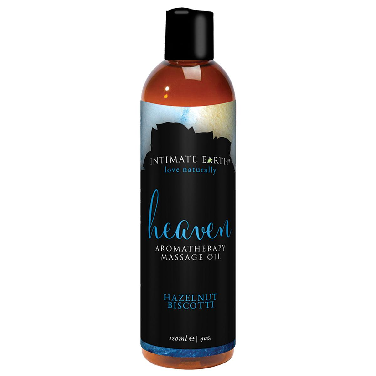 Intimate Earth Massage Oil - Heaven 4oz
