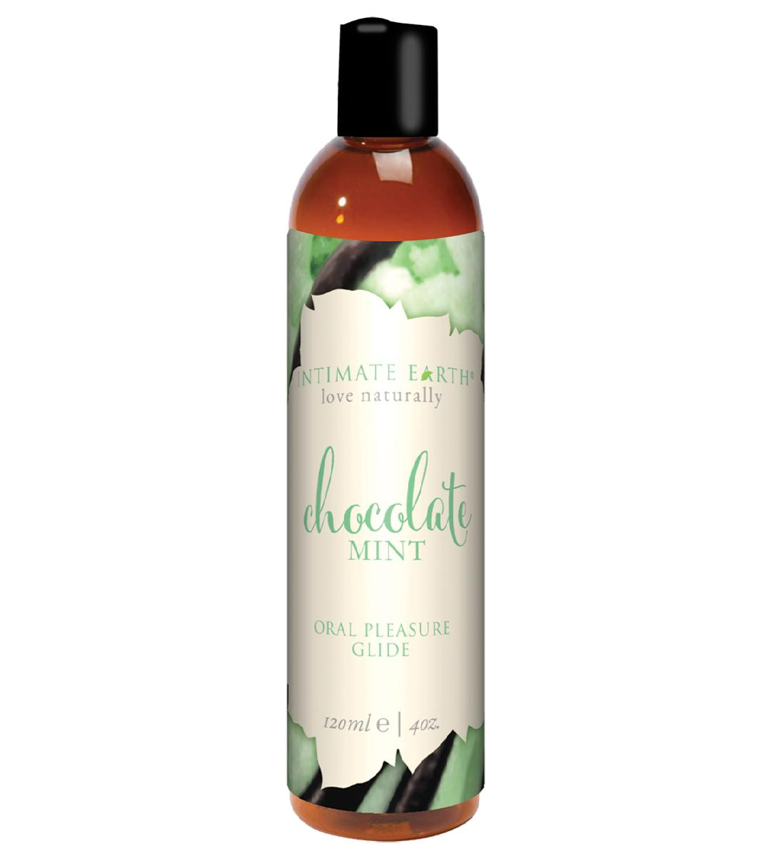 Intimate Earth Lube ChocoMint 2oz