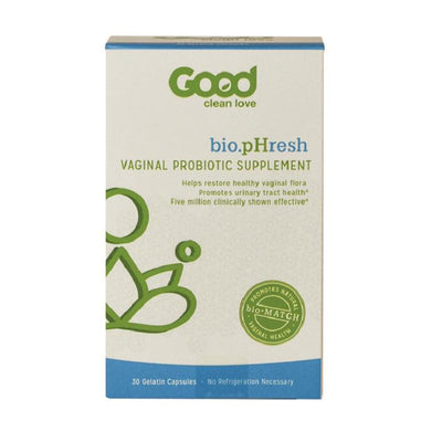 Good Clean Love BiopHresh Vaginal Probiotic -30ct