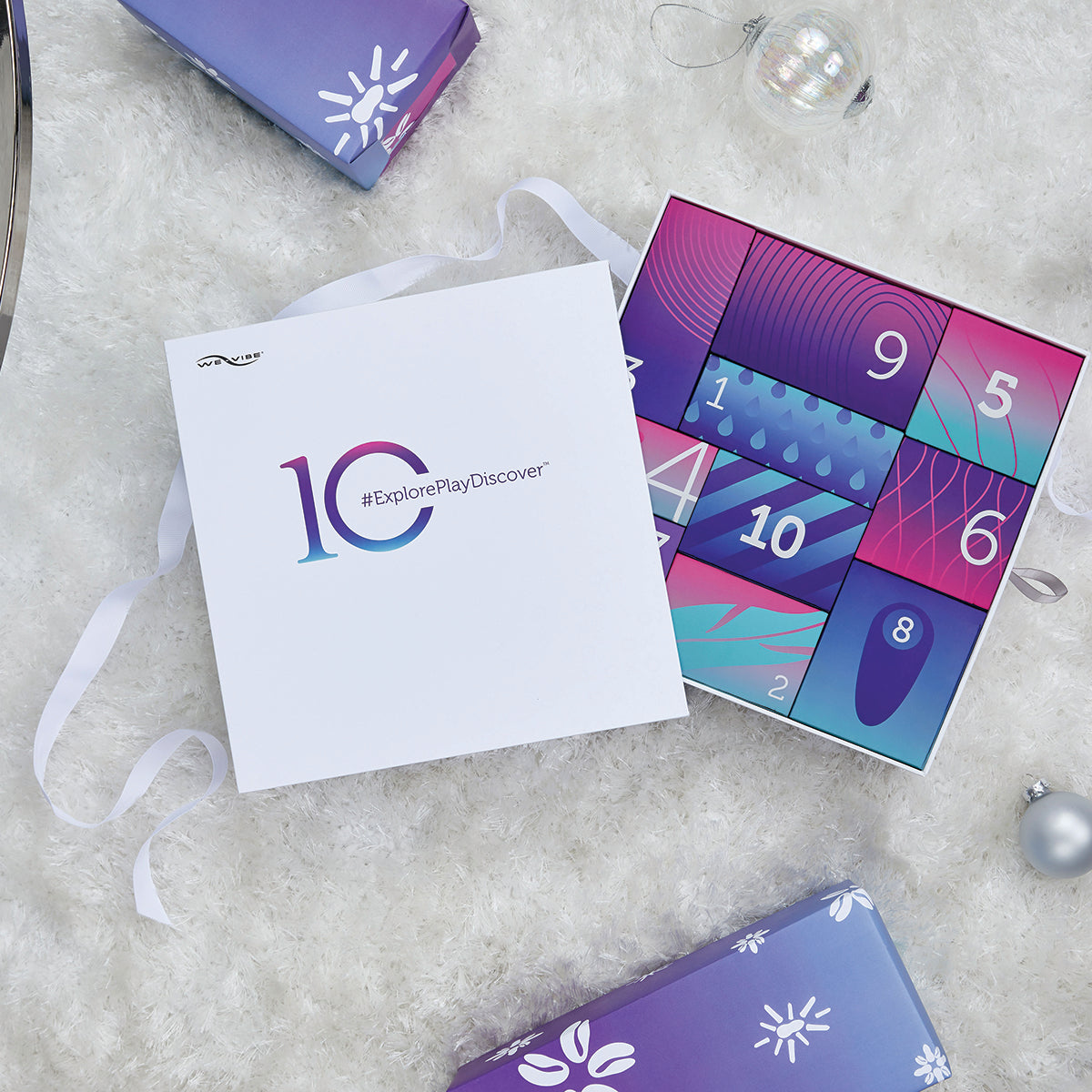 We-Vibe Discover Advent Kit