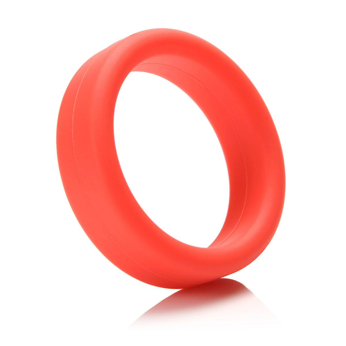 Tantus SuperSoft C-Ring - Red