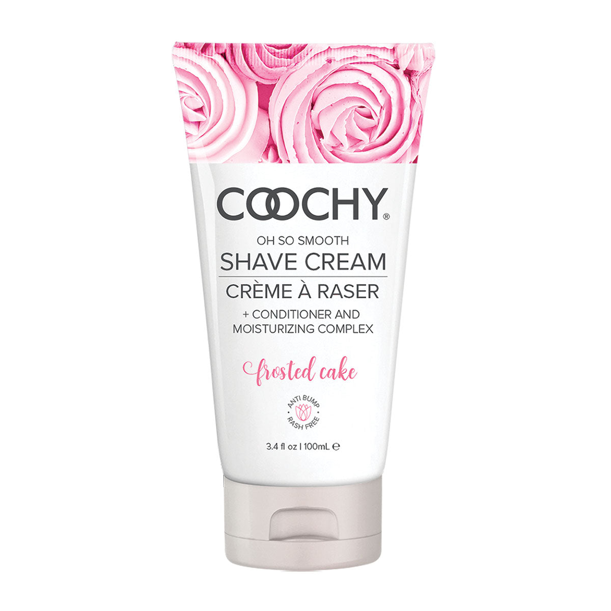 Coochy Shave Cream 3.4oz - Frosted Cake