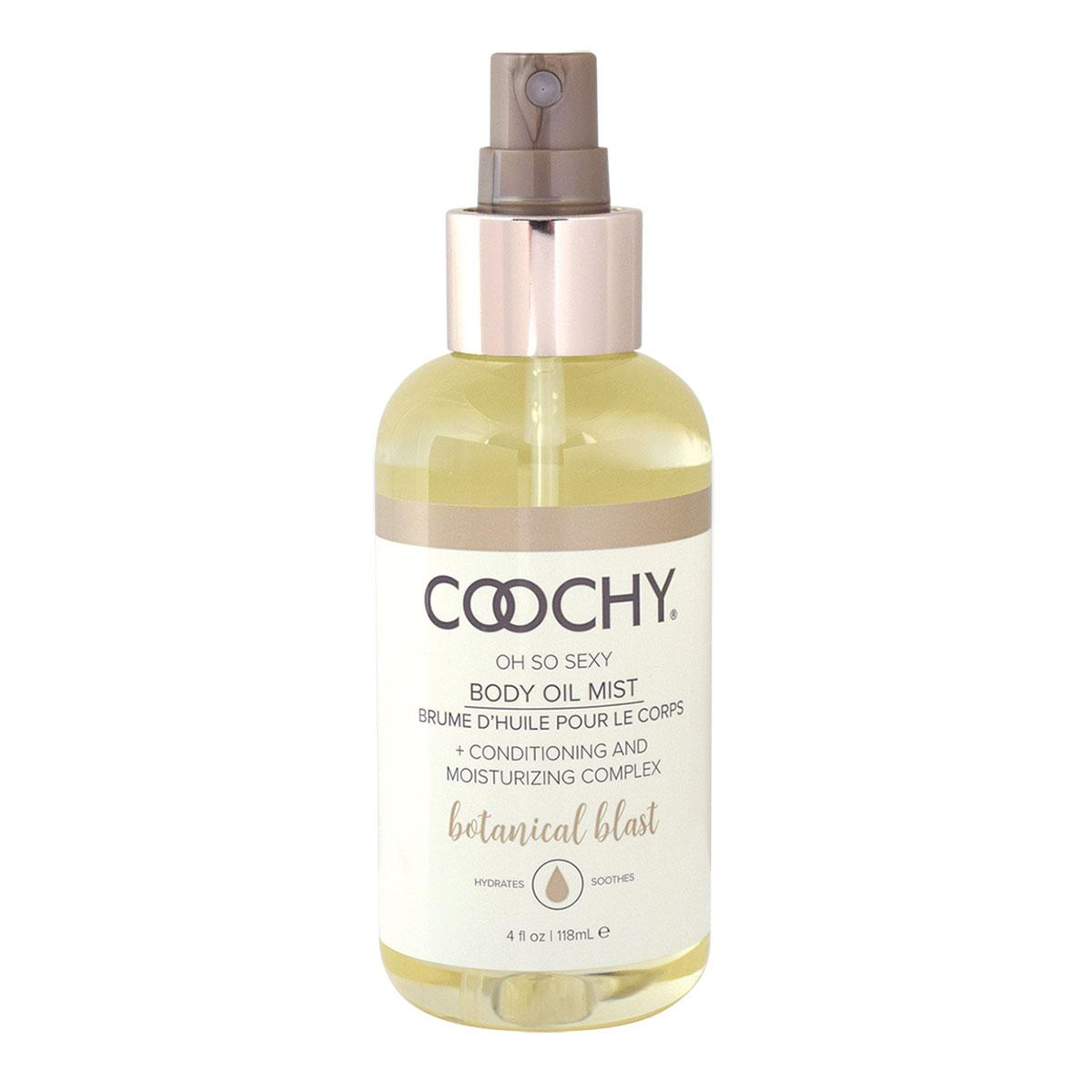 Coochy Body Oil Mist Botanical Blend 4oz