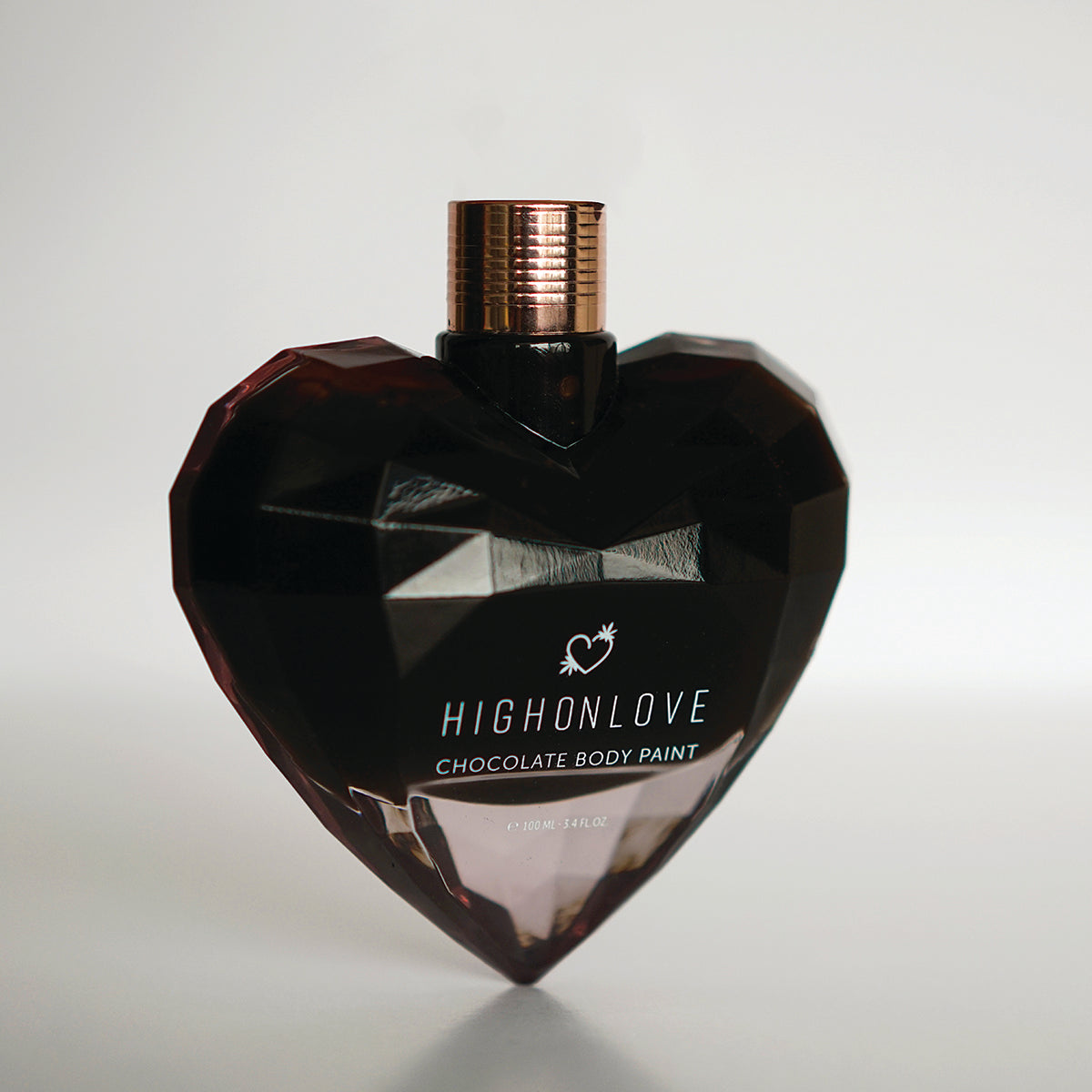 High on Love Chocolate Body Paint 100ml