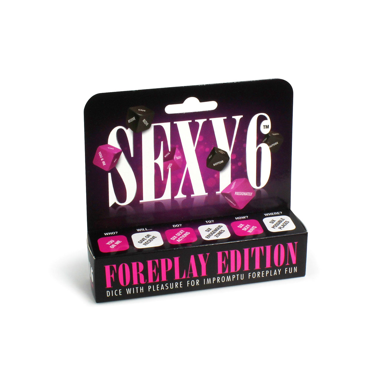 Sexy 6 Dice Game