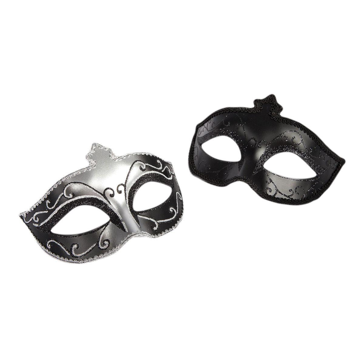 Fifty Shades - Masks on Masquerade Masks Twin Pack