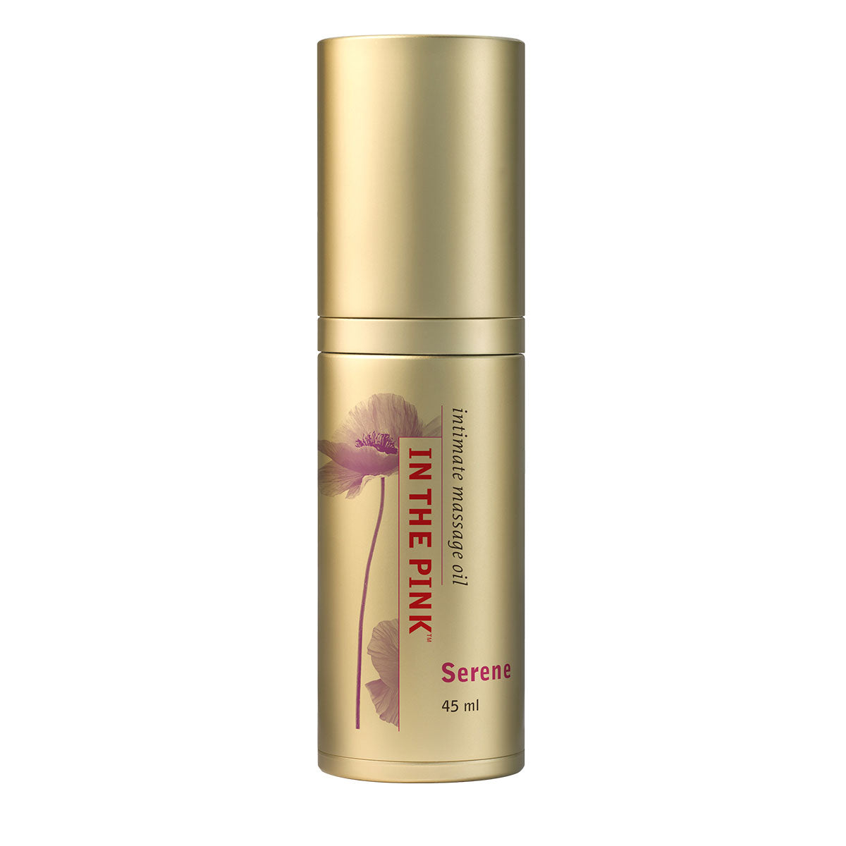 Hip Hemp In the Pink Intimate Massage Oil - Serene