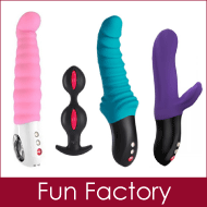 Fun Factory Sex Toys and Vibrators
