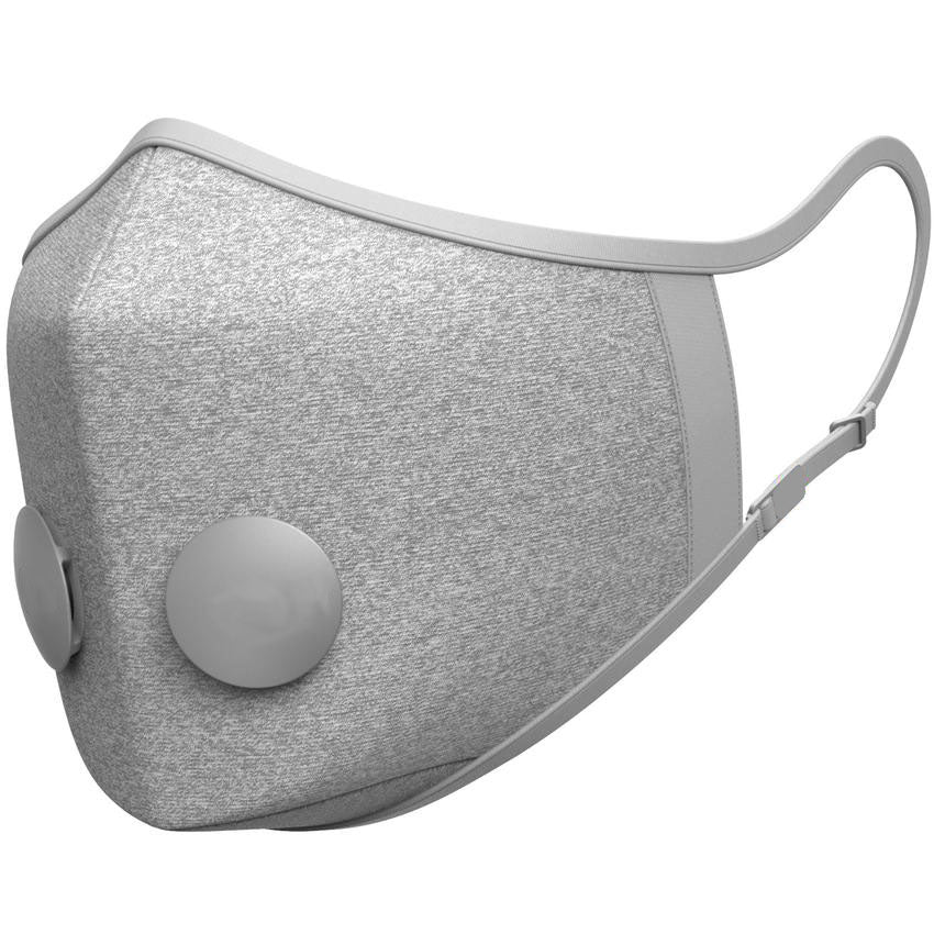 City Aïr Face Mask 2.0 Grey - Front View