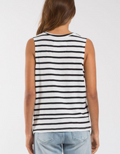 Load image into Gallery viewer, Knot Front Crop Tank