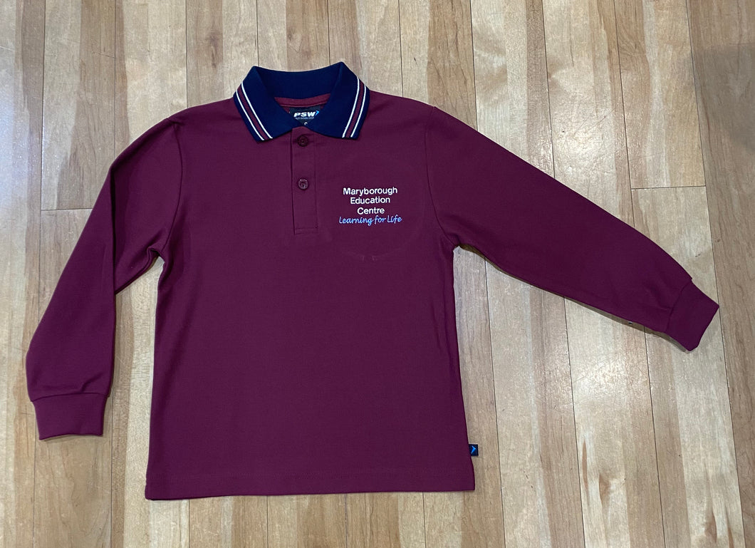 MEC Junior L/S Polo