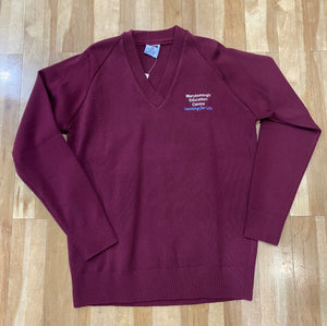 MEC Senior Woollen Jumper
