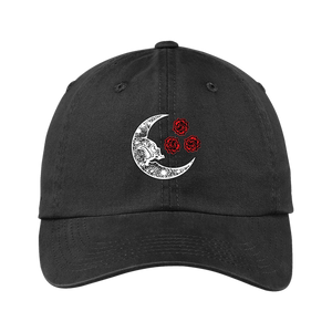 """Rose Moon 2.0"" Dad Hat"