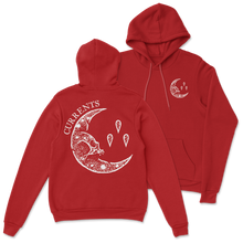 Load image into Gallery viewer, Red Logo hoodie