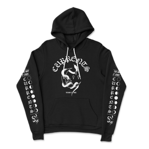 The Way It Ends Snake Hoodie