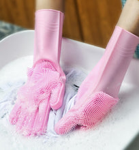 Load image into Gallery viewer, Amazing Dish Scrubber Gloves