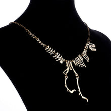 Load image into Gallery viewer, Dino Bones Necklace