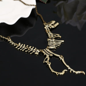 Dino Bones Necklace